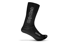 Calcetines de ciclista GripGrab Windproof color negro